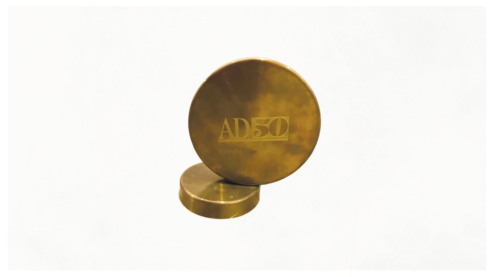 AD50 Award