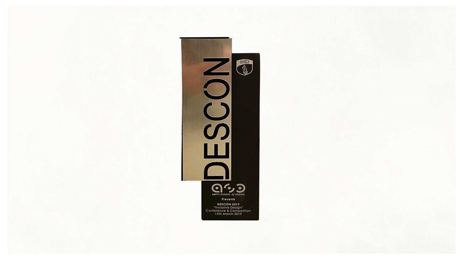 DESCON - Design for All Award 2019