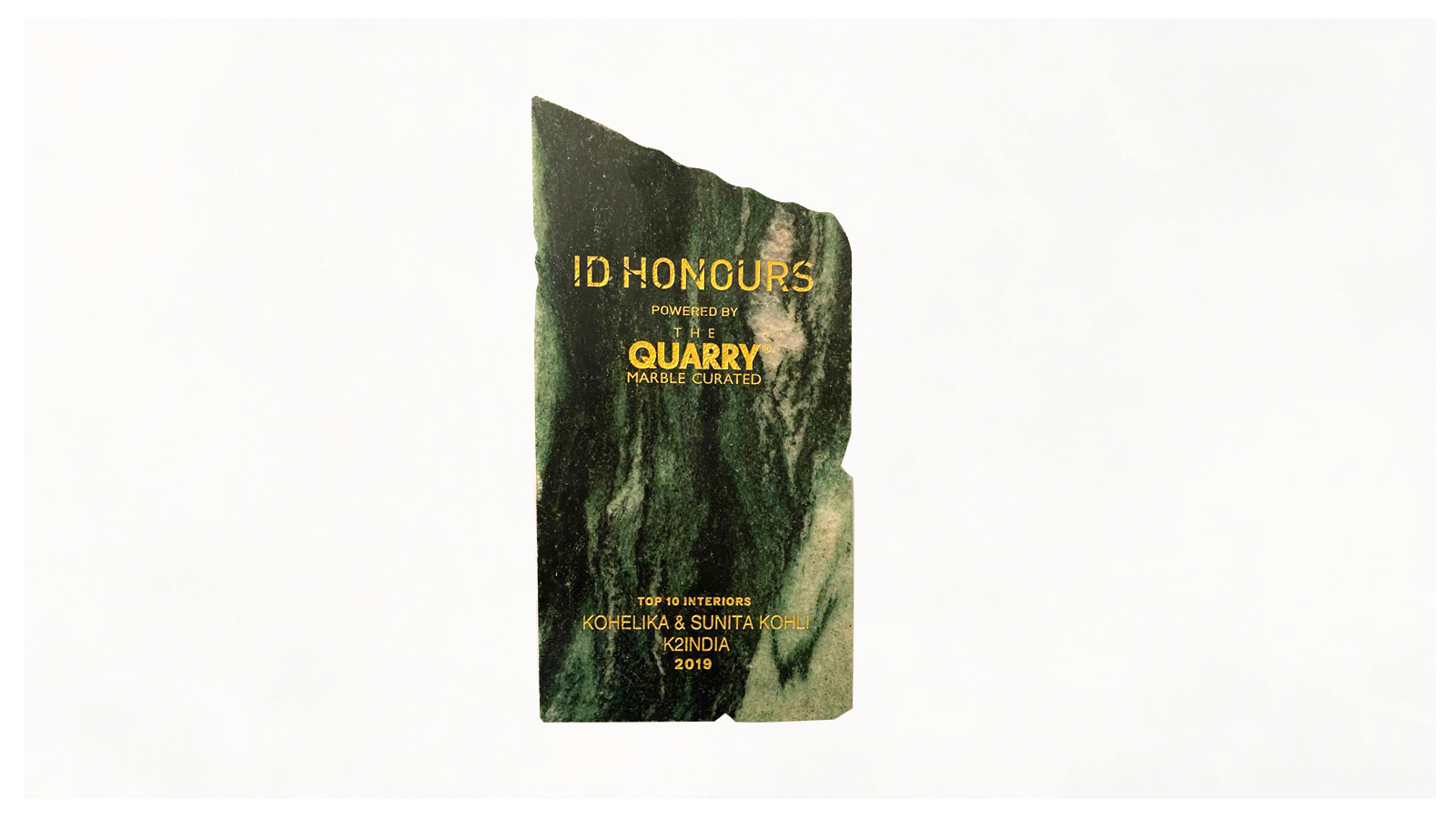 ID Honors Award 2019
