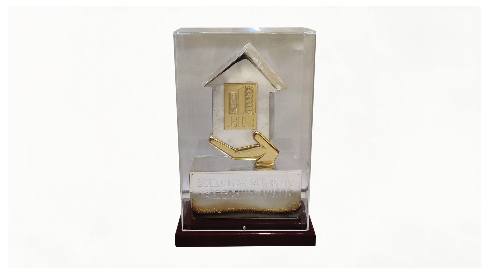 Building Industry Leadership Award 2006