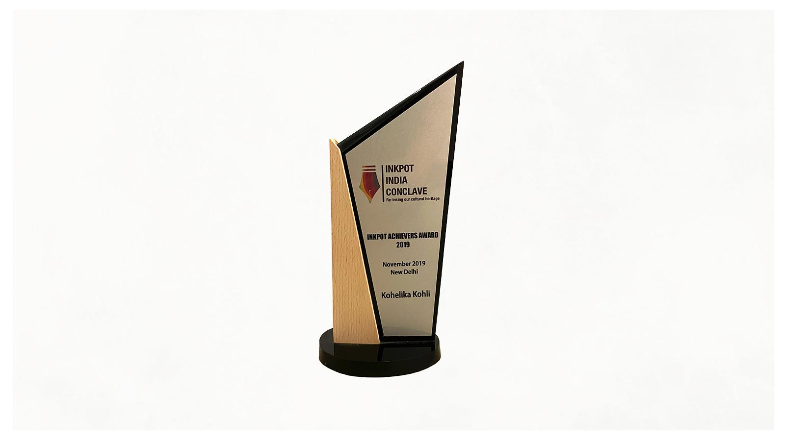 Inkpot Achievers Award 2019
