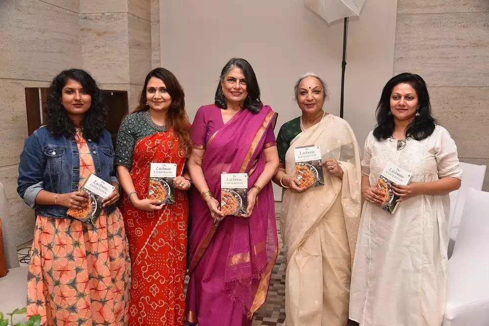 Times of India Every family has their own food traditions Sunita Kolhi during an event